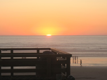 Sunset at Pismo Beach Pier - Pismo Beach, CA